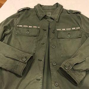 Gap utility jacket.
